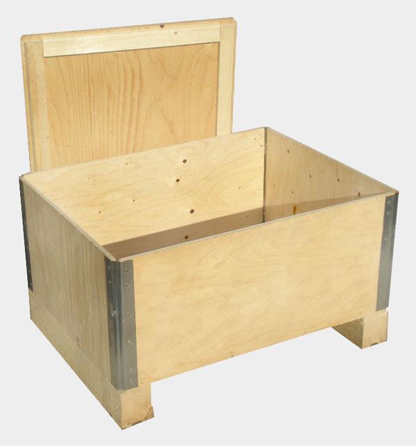 Простой ящик из фанеры своими руками 49